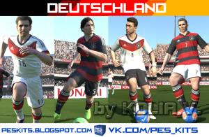 download pes Deutschland 2014 Full GDB by Kolia V.