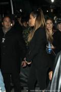 Khloe Kardashian - Arriving to Jay Z's Concert in LA 12/9/13