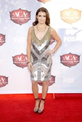Danica Patrick - 2013 American Country Awards in Las Vegas 12/10/13