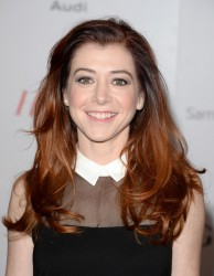 Alyson Hannigan - THR's 22nd Women in Entertainment Breakfast in Beverly Hills 12/11/13