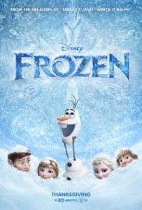 Download Frozen (2013) TS 400MB Ganool