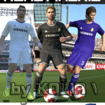 PES 2014 Real Madrid Fantasy GDB Kit by Kolia V.