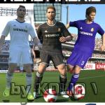 PES 2014 Real Madrid Fantasy GDB Kit by Kolia V.