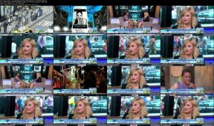 Demi Lovato - Good Morning America Interviews x2 [2013] (720p)