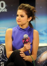 Selena Gomez - Z100's 2013 Jingle Ball in NYC 12/13/13