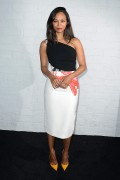 Zoe Saldana Samsung celebrates the launch of Galaxy S 6 and Galaxy S 6 edge April 2-2015 x46