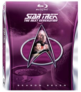 Star Trek: The Next Generation - Stagione 7 (1994) [6-Blu-Ray] Full Blu-Ray 247Gb AVC ITA DD 2.0 ENG DTS-HD MA 7.1 MULTI