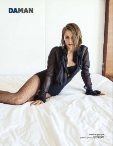 Willa Holland - DAMAN Magazine Photoshoot October 2014