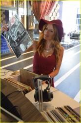 Bella Thorne - Hard Rock Hotel Palm Springs 4/10/15
