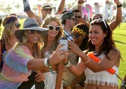 Paris Hilton - 2015 Coachella Music Festival Weekend 1 Day 1 4/10/15