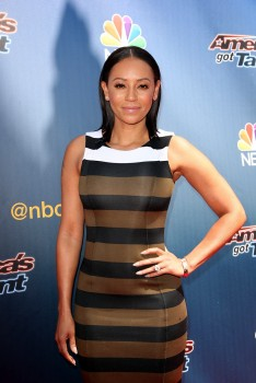 Melanie Brown - 'America's Got Talent' Season 10 Red Carpet Event (4/11/15)