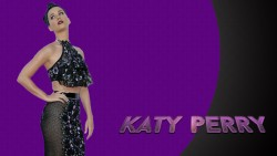 Katy Perry Sexy Dress Wallpaper - Part 2