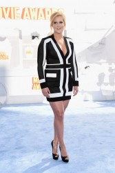 Amy Schumer - The 2015 MTV Movie Awards in LA 4/12/15