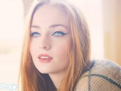 Sophie Turner - People Magazine - April 2015