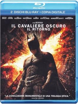 Il cavaliere oscuro - Il ritorno + Bonus (2012) Full Blu-Ray 40+20Gb AVC ITA DD 5.1 ENG DTS-HD MA 5.1 MULTI