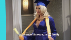 Emily Osment - Young & Hungry Promo Screencaps