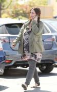Jennifer Love Hewitt grocery shopping in Pacific Palisades April 19-2015 x6