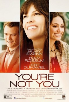 Youre Not You 2014 BDrip XviD SUB SRT O Subtitulada