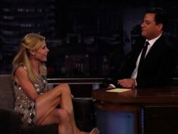 Julie Bowen on Jimmy Kimmel 2012