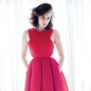 Lauren Cohan - Philadelphia Style Magazine February 2015