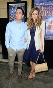 Catherine Tyldesley - Palace Theatre, Manchester, 13-Apr-15