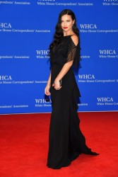 Adriana Lima - 101st Annual White House Correspondents' Association Dinner 4/25/15