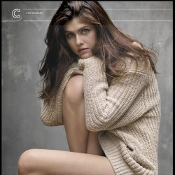 Alexandra Daddario - Details magazine May 2015