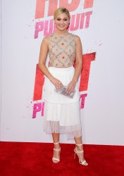 Olivia Holt - Premiere of 'Hot Pursuit' at TCL Chinese Theatre in Hollywood - April 30,2015
