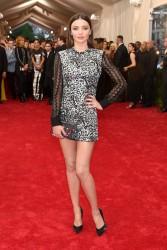 Miranda Kerr - 2015 Met Gala in NYC 5/4/15