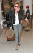 Katherine Heigl arrives at Los Angeles International Airport May 5-2015 x8