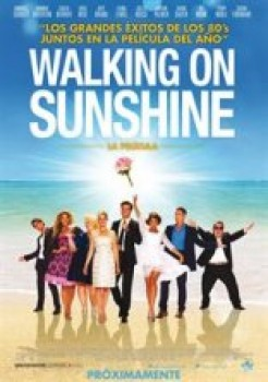 Walking On Sunshine 2015 DVDscrener XviD Castellano