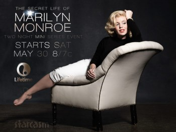 KELLI GARNER - Secret Life of Marliyn Monroe - May 30!!!!