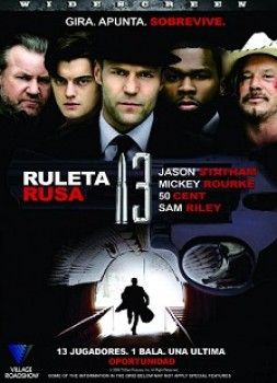 13 Ruleta Rusa 2011 DVDrip XviD Castellano Torrent  Emule