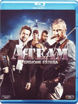 A-Team (2010) [Extended Cut] Full Blu-Ray 45Gb AVC ITA DTS 5.1 ENG DTS-HD MA 5.1 MULTI