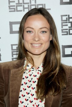 Olivia Wilde attending the 'Ghetto Film Studio' Table Read 2015 in New York on May 19, 2015