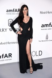 Adriana Lima - amfAR's 22nd Cinema Against AIDS Gala 5/21/15