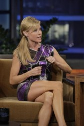 Julie Bowen on Jay Leno 2010