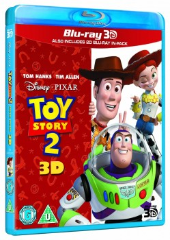 Toy Story 2 - Woody e Buzz alla riscossa 3D (1999) Full Blu-Ray 3D 35Gb AVC\MVC ITA DTS-ES 5.1 ENG DTS-HD MA 5.1