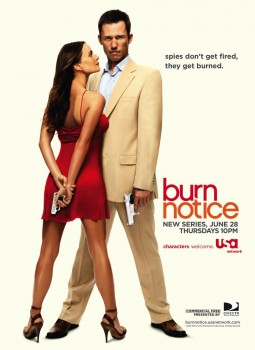 Burn Notice - Duro a morire - Stagione 4 (2010) [Completa] .avi WEB-DLMux Mp3 ITA