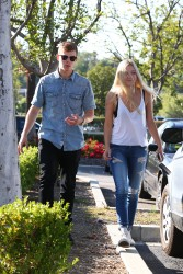 Ava Sambora - Out and about in Calabasas 05/28/2015