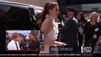 HAILEE STEINFELD Billboard Music Awards 2015