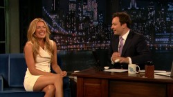 Cat Deeley - Late Night with Jimmy Fallon 06/06/2013