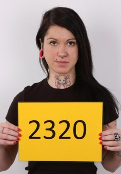 Tattooed Adela in Czech Casting 720p Cover