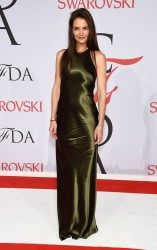 Katie Holmes - 2015 CFDA Fashion Awards in NYC 6/1/15