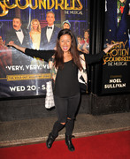 Hayley Tamaddon - Press Night, Dirty Rotten Scoundrels, 22-May-15