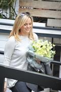 Jo Joyner - ITV Studios, London, 26-May-15