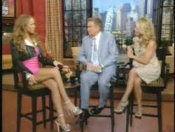 Mariah Carey on Regis & Kelly 2008