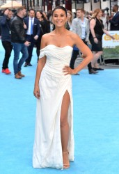 "Emmanuelle Chriqui - ""Entourage"" Premiere in London 6/9/15"