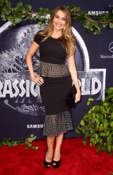 "Sofia Vergara - ""Jurassic World"" Premiere in Hollywood 6/9/15"