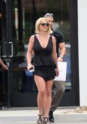 Britney Spears - Shopping in Thousand Oaks 6/10/15